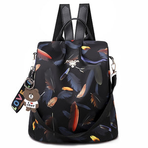 Fashion Anti Theft Women Backpack