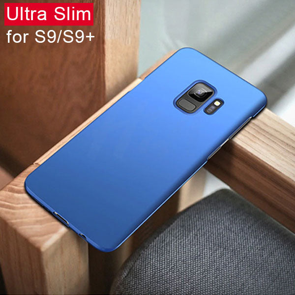 Luxury Slim Protective Case For Samsung Galaxy S9/S9 Plus