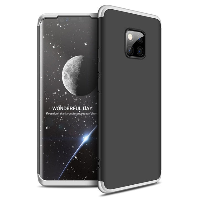 Protector Shockproof 3 In 1 Case For Huawei Mate 20/Pro/Lite