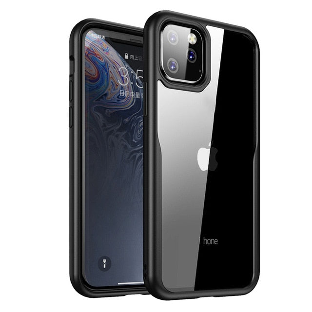 Shockproof Matte Case For iPhone 11 Series