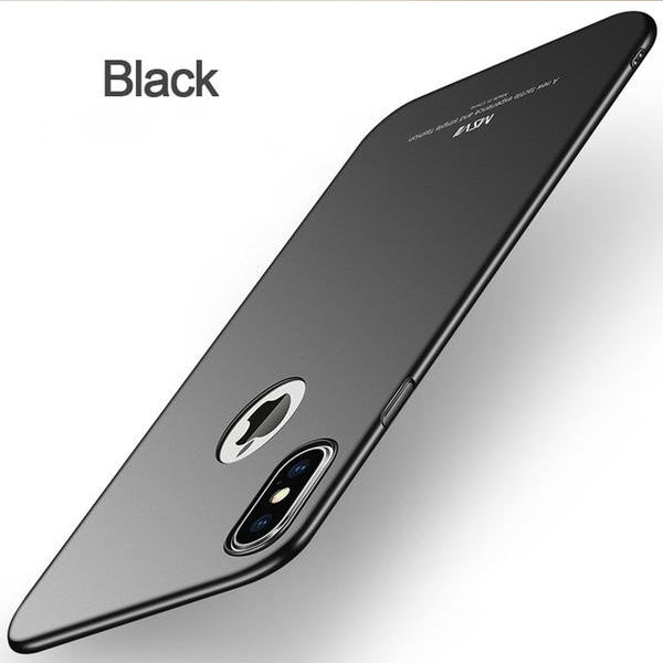 Ultra-thin Matte Hard Back Cover for iPhone X/XS/XS MAX/XR