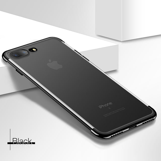 Transparent Ultra Thin Case for iPhone 7 8