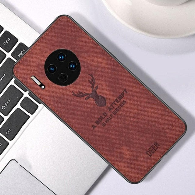Classic Fabric Case For Samsung Mate 30/ Mate 30 Pro