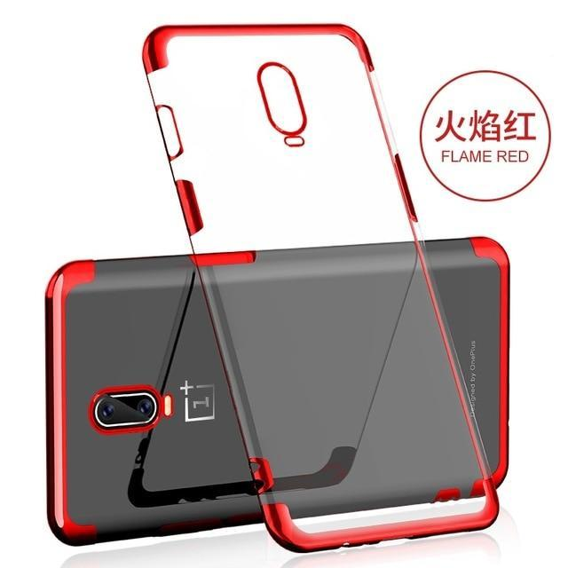 Ultra-thin Soft Silicone Case For Oneplus 6T / 6 / 5T / 5