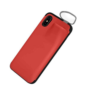 New 2 in 1 Wireless Headset Protection Phone Case For iPhone