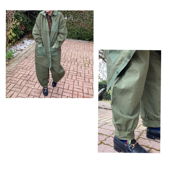Ray Bottom - Army Cotton