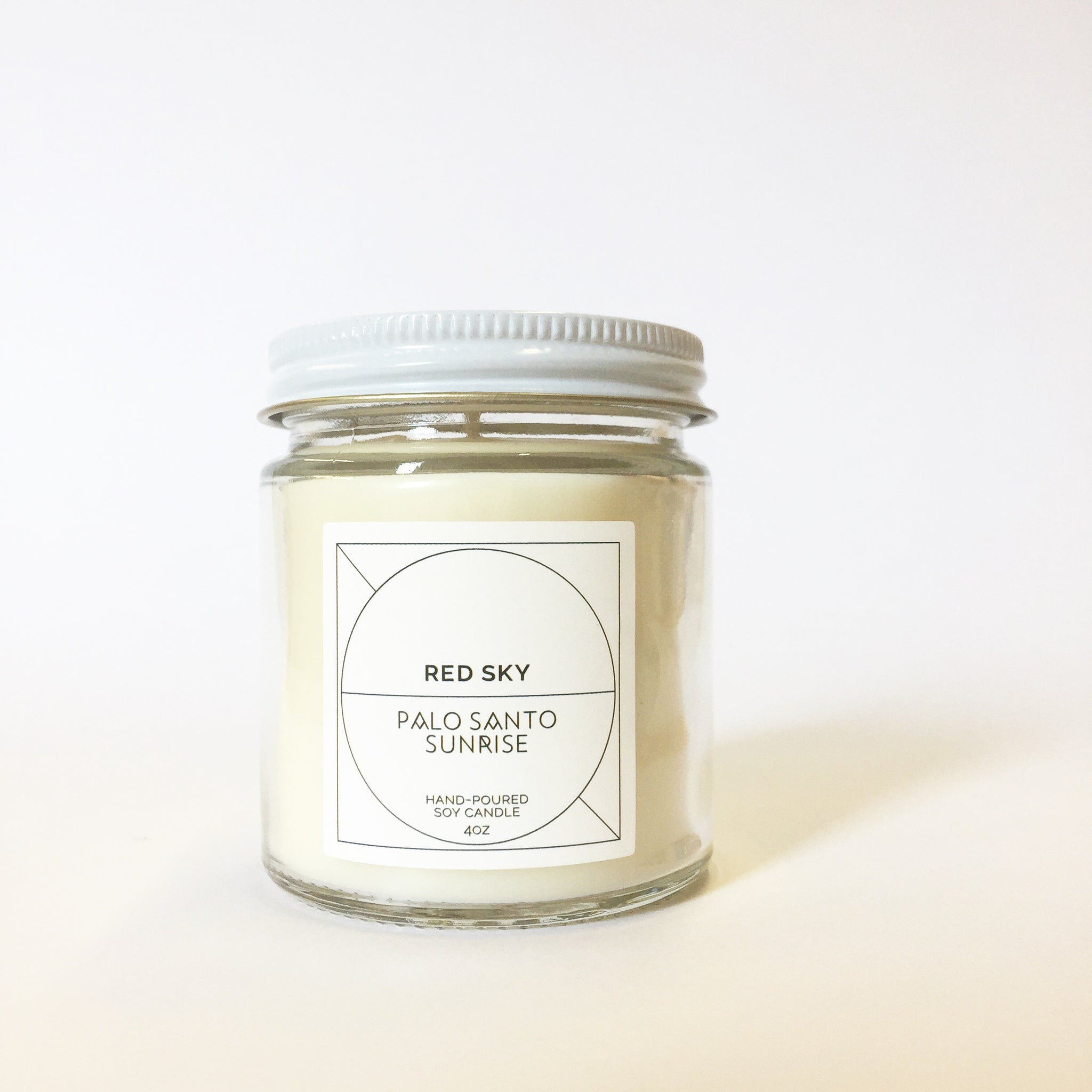Palo Santo Sunrise Candle