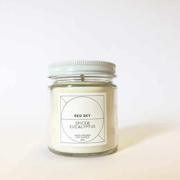 Spiced Eucalyptus Candle
