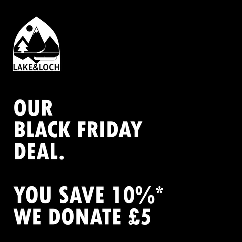 This Black Friday We're Doing Something a Little Bit Different...