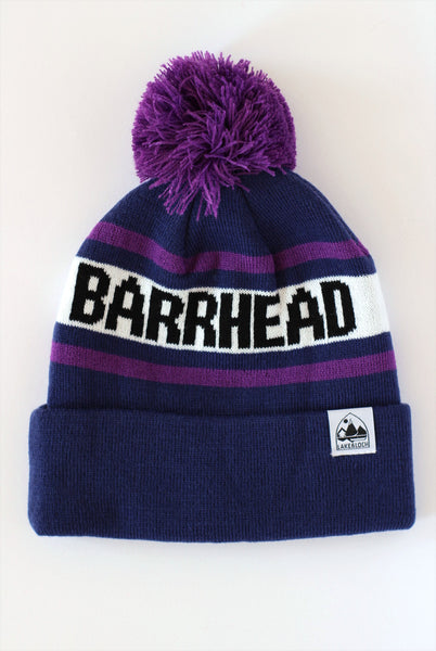 Barrhead bobble hat