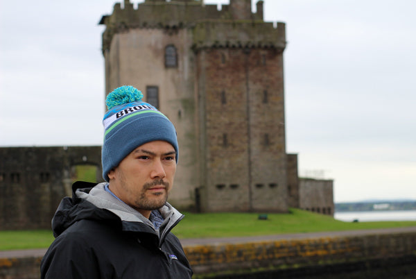 Broughty Ferry Bobble hat