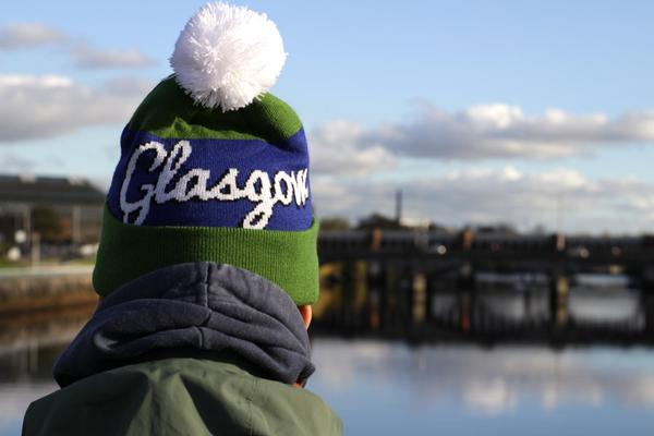 Glasgow bobble hat