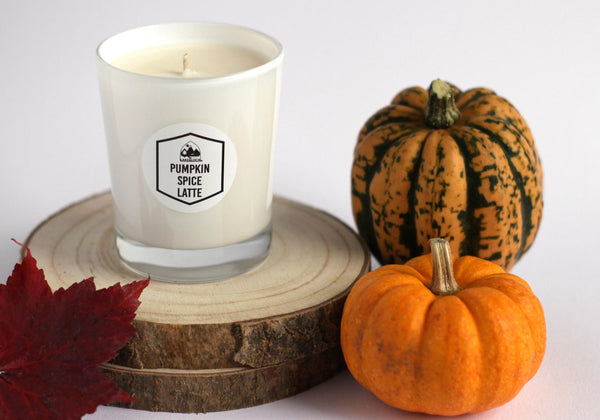Limited Edition Pumpkin Spice Latte Candle