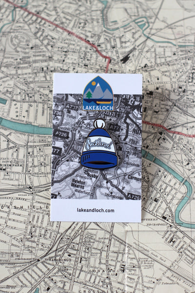 Scotland Mini 'Ma Bit' Enamel Pin