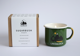 Sugarbush Maple Camping Mug Candle