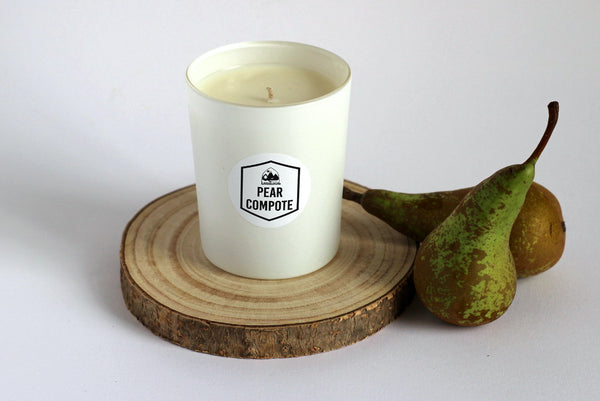 Limited Edition Pear Compote Candle