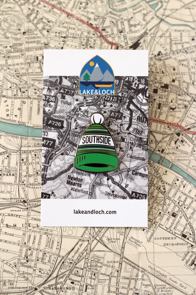 Southside Mini 'Ma Bit' Enamel Pin