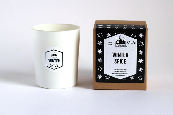 Limited Edition Winter Spice Candle