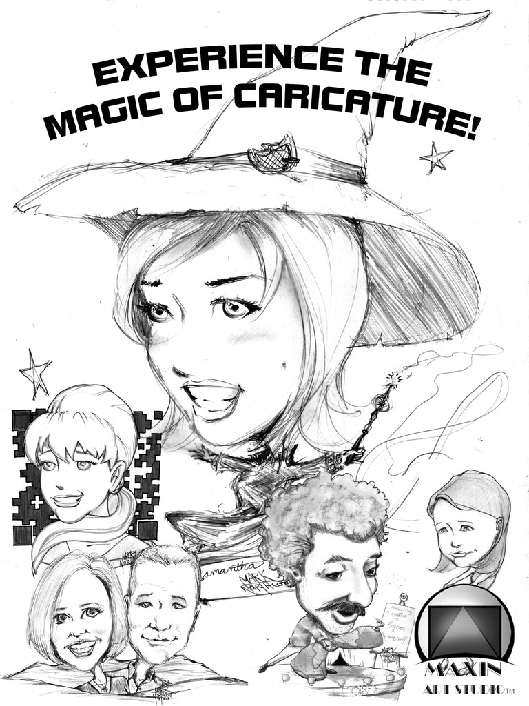 Event Caricatures