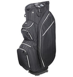 OUUL PYTHON SUPER LIGHT CART BAG BLACK TONAL