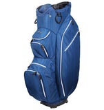 OUUL PYTHON SUPER LIGHT CART BAG BLUE TONAL