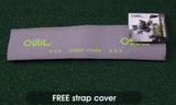 Golf cart strap cover