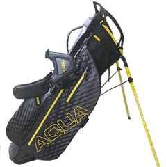 OUUL AQUA WATERPROOF STAND BAG GRAY YELLOW