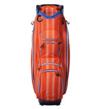 OUUL PYTHON SUPER LIGHT CART BAG ORANGE