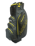 OUUL WATERPROOF CART BAG GRAY YELLOW