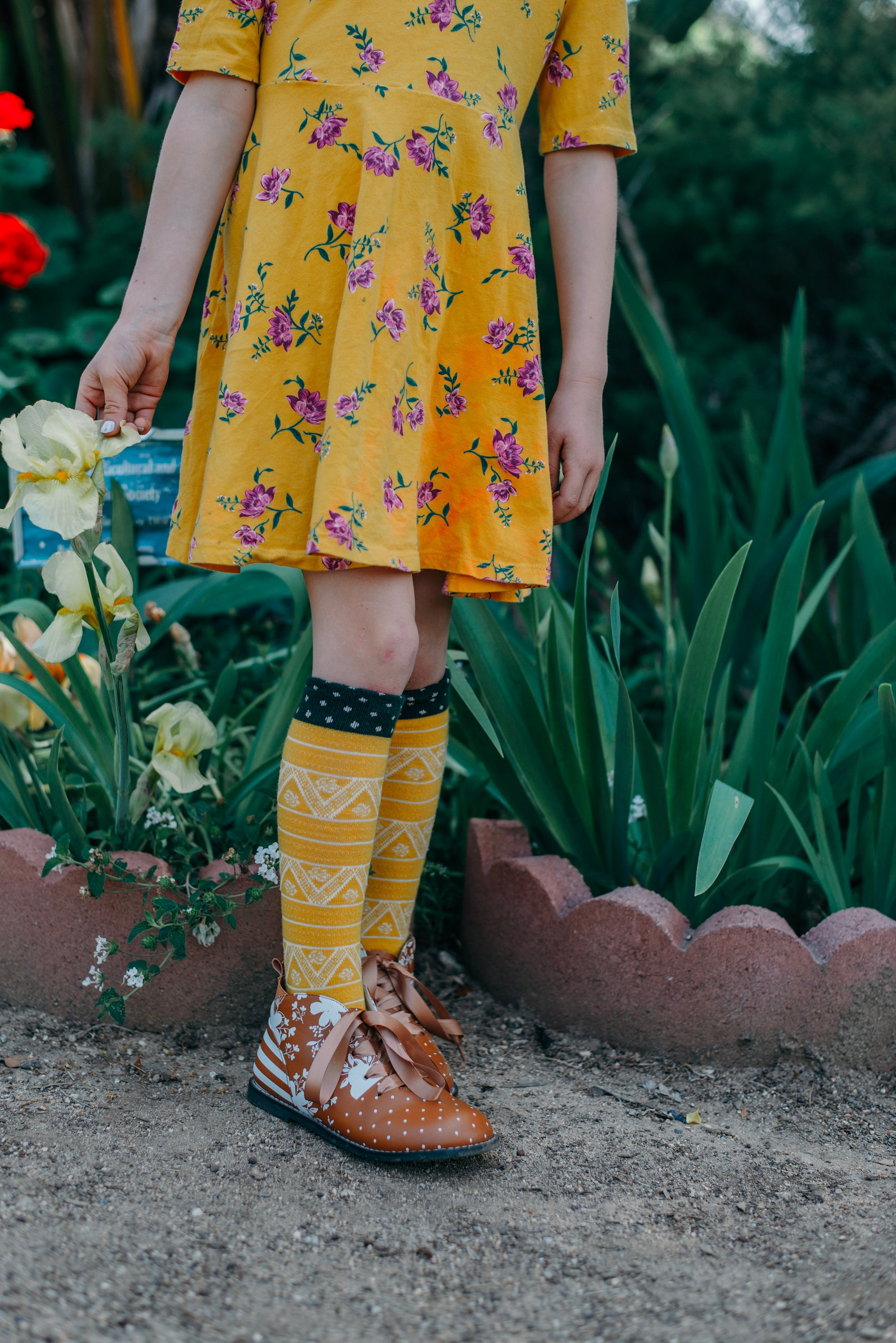 Walking On Sunshine Boots