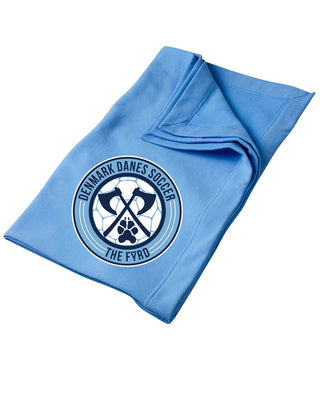 Denmark DryBlend 9 oz. Fleece Stadium Blanket