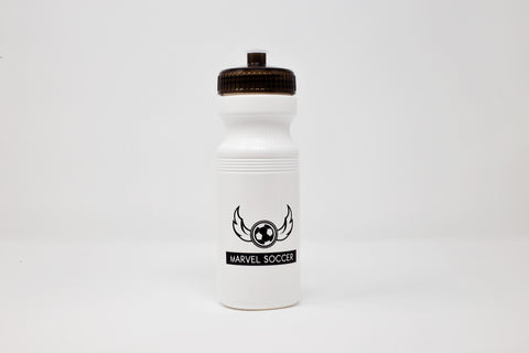 Marvel Soccer Logo Waterbottle