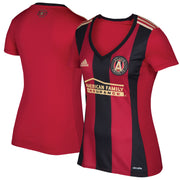 Adidas Atlanta United Ladies Jersey 5 Stripe