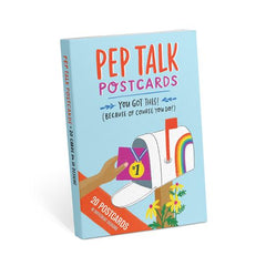 Pep Talk Postcards