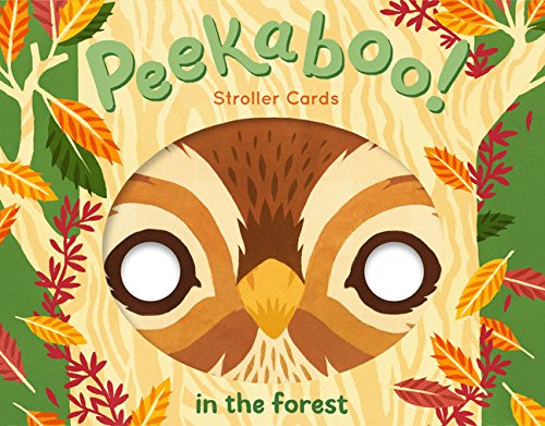 Peekaboo! Stroller Cards - In The Forest