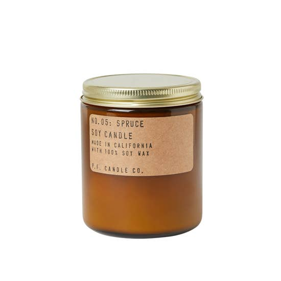 *SEASONAL* Spruce - 7.2 oz Standard Soy Candle
