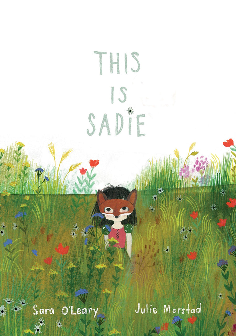 This is Sadie Board Book