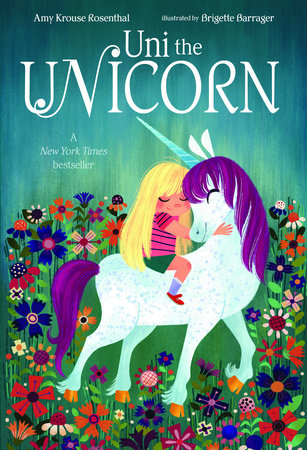 Uni the Unicorn Board Book