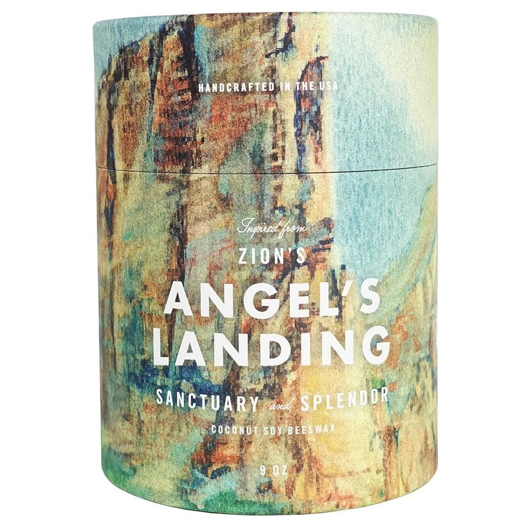 Angel's Landing Candle
