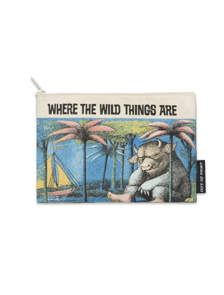 Where The Wild Things Are Pouch