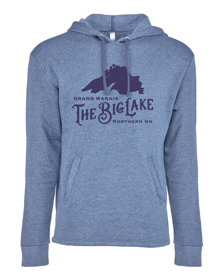 Bay Blue Big Lake Sweatshirt