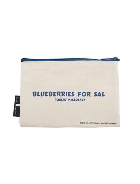 Blueberries For Sal Coin Purse