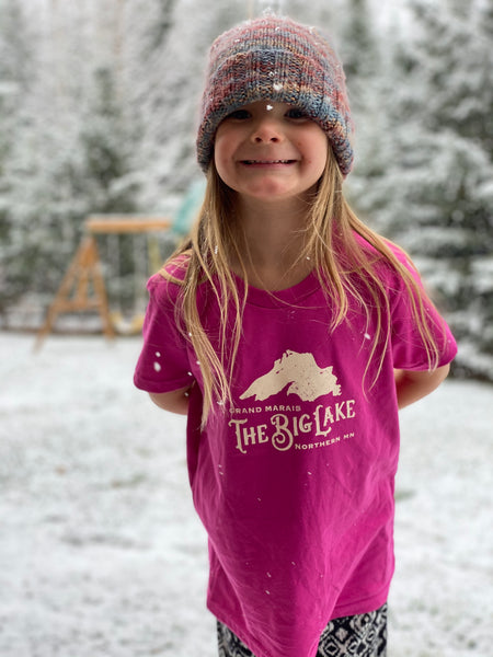 Berry | Big Lake T-Shirt Toddler & Youth Sized