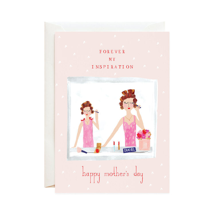 Powder my Nose Mother's Day Card
