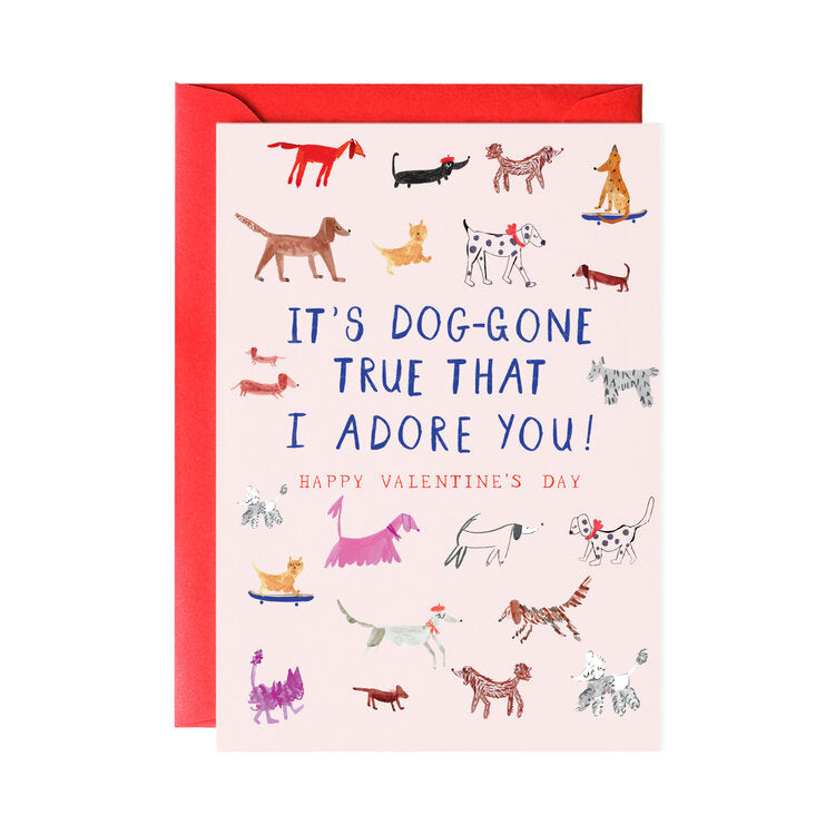 Doggone True (Valentine's Day)