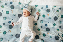 Lunar | Copper Pearl Swaddle