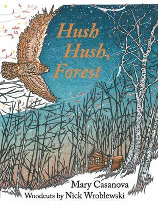 """Hush Hush, Forest"" - PERSONALIZED SIGNED COPY"