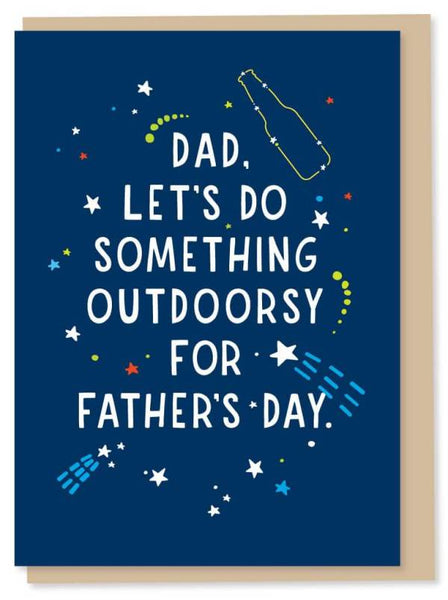 Outdoorsy Father's Day