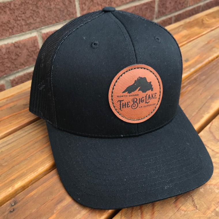 The Big Lake / Black Baseball Cap