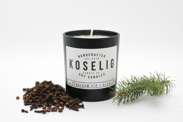 No. 7 // Balsam Fir + Clove